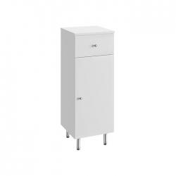 A-Interiéry - Kúpeľňová doplnková skrinka nízka Vilma N 32 ZV P / L (vilma n32zvpl)