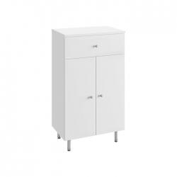 A-Interiéry - Kúpeľňová doplnková skrinka nízka Vilma N 50 ZV (vilma n50zv)