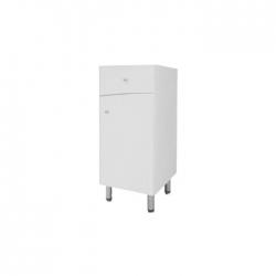 A-Interiéry - Kúpeľňová doplnková skrinka závesná nízka Uno N 35 ZV (uno n35zv)