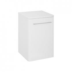 A-Interiéry - Kúpeľňová skrinka závesná nízka George WN 35 P / L (george w n35)