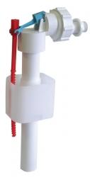 """ALCA Napúšťací ventil WC bočný 3/8 """"a 1/2"""" Plast Brno univerzálna plast (ONBP151)"""