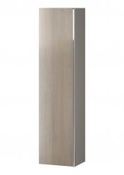 CERSANIT - Nábytkový stĺpik VIRGO šedý dub s chrómovou úchytkou (S522-034)