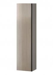 CERSANIT - Nábytkový stĺpik VIRGO šedý dub s čiernou úchytkou (S522-035)