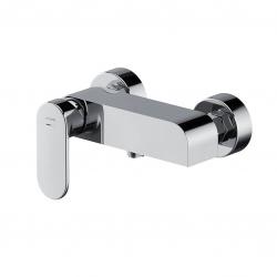 CERSANIT - Nástenná sprchová batéria CREA, páková, chróm (S951-319)