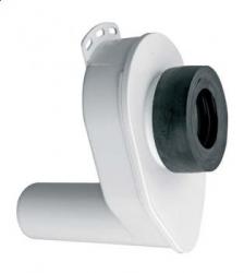 CERSANIT - Sifón pisoárový podomietkový, vodorovný (K97-115)
