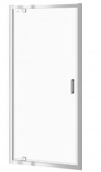 CERSANIT - Sprchové dvere ARTECO 90x190, kývne, číre sklo (S157-008)