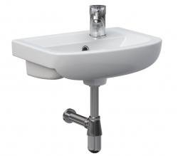 CERSANIT - Umývadlo ARTECO Symetrický 40 ONE otvor vpravo (K667-005)