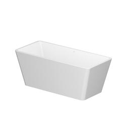 CERSANIT - Voľne stojaca akrylátová vaňa CREA 162X72 (S301-299)