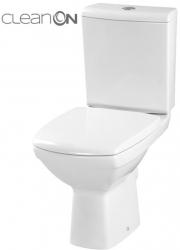 CERSANIT - WC KOMBI 482 CARINA NEW CLEAN ON 010 3 / 5l + sedadlo duraplastu soft close (K31-044)