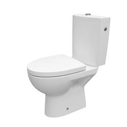 CERSANIT - WC KOMBI Parva, náhradné WC misa (K27-004-01X)