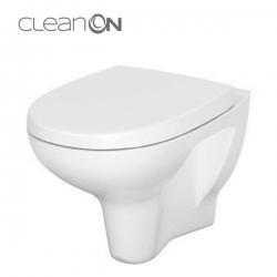 CERSANIT - ZÁVESNÁ WC MISA ARTECO NEW CLEAN ON + SEDADLO (S701-178)