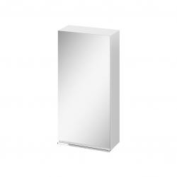 CERSANIT - Zrkadlová skrinka VIRGO 40 biela s chrómovými úchytmi (S522-010)