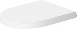 DURAVIT - Darling New WC sedadlo, biele – sedadlo, so Softclose (0069890000)