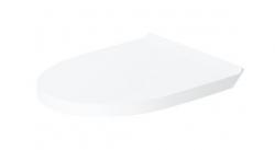 DURAVIT - DuraStyle Basic WC sedadlo, alpská biela (0020710000)