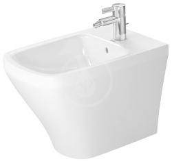 DURAVIT - DuraStyle Stojací bidet, 370 mmx570 mm, biely – bidet (2284100000)