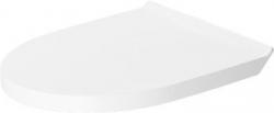 DURAVIT - DuraStyle WC sedadlo so sklápaním SoftClose, biele (0020790000)