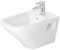 DURAVIT - DuraStyle Závesný bidet, 370 mmx540 mm, biely – bidet (2282150000)