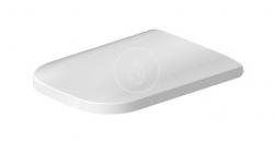 DURAVIT - Happy D.2 WC doska, sklápanie SoftClose, alpská biela (0064690099)