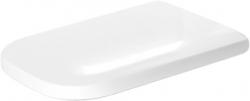 DURAVIT - Happy D.2 WC sedadlo, biele – sedadlo (0064610000)