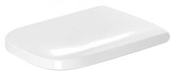 DURAVIT - Happy D.2 WC sedadlo so sklápaním SoftClose, alpská biela (0064590000)