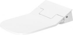 DURAVIT - SensoWash Slim Bidetové sedadlo SensoWash Slim so skrytým pripojením, 365 mmx540 mm, biele (611300002004300)
