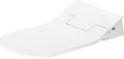 DURAVIT - SensoWash Slim Bidetové sedadlo SensoWash Slim so skrytým pripojením, 375 mmx540 mm, biele (611200002004300)