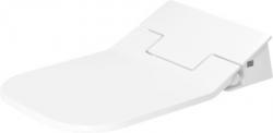 DURAVIT - SensoWash Slim Bidetové sedadlo SensoWash Slim so skrytým pripojením, 386 mmx540 mm, biele (611400002004300)
