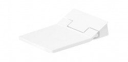 DURAVIT - SensoWash Slim Elektronická bidetová doska SensoWash Slim, SoftClose, alpská biela (611600002304300)