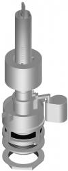 FALCON - Úsporný WC splachovacie ventil 7010 (6010) 432101 (432101)
