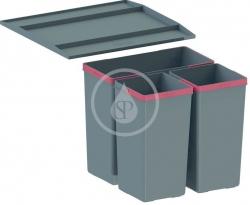FRANKE - Sortery Vstavaný odpadkový kôš Easysort 450-1-2 (121.0494.150)
