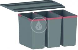 FRANKE - Sortery Vstavaný odpadkový kôš Easysort 600-3-0 (121.0494.192)