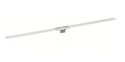 GEBERIT - CleanLine Nerezový sprchový kanálik 80, 300-900 mm, leštená/kefovaná nerezová (154.440.KS.1)