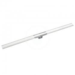 GEBERIT - CleanLine Sprchový kanálik z nehrdzavejúcej ocele, 900 mm, leštený kov (154.456.KS.1)
