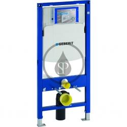 GEBERIT - Duofix Montážny prvok na závesné WC, 112 cm, splachovacia nádržka pod omietku Sigma 12 cm (111.300.00.5)