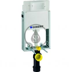 GEBERIT - Kombifix Montážny prvok Basic na závesné WC, 108 cm, splachovacia nádržka pod omietku Delta 12 cm (110.100.00.1)