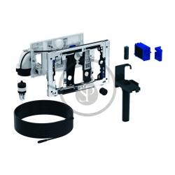 GEBERIT - Příslušenství Jednotka odsávania zápachu DuoFresh, automatické spúšťanie, na splachovaciu nádržku Sigma 12 cm, sivá antracit (115.050.BZ.1)
