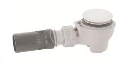GEBERIT - Příslušenství Sprchová odpadová súprava d52, s krytom odpadového ventilu, chróm (150.681.21.1)