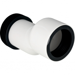 GEBERIT - Příslušenství Súprava priameho dopojenia pre závesné WC, excentrická 3 cm (131.085.11.1)