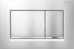 GEBERIT - Sigma30 Ovládacie tlačidlo Sigma30, chróm mat/chróm (115.883.KN.1)