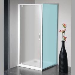 GELCO - ETERNO sprchové dvere 800mm, sklo BRICK (GE7680)