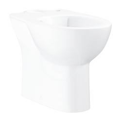 GROHE - Bau Ceramic WC kombi misa, rimless, alpská biela (39349000)
