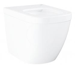 GROHE - Euro Ceramic Stojace WC, rimless, Triple Vortex, PureGuard, alpská biela (3933900H)