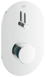 GROHE - Eurosmart Cosmopolitan T Samozatváracia sprchová batéria pod omietku, chróm (36321000)