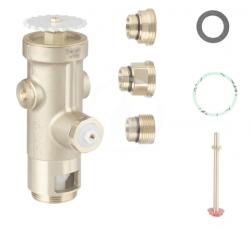GROHE - Tlačné ventily Tlakový splachovač pod omietku (43996000)