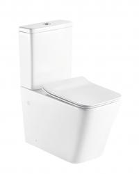 HOPA - Kombi WC orloja RIMLESS sa SLIM sedadlom Soft-close (OLKLT2093A)