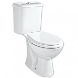 HOPA - WC kombi CARMINA - spodný odpad - WC sedátko - Bez sedátka (OLKGCA02KLZ02M)