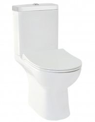 HOPA - WC TRIA RIMLESS so sedadlom SOFT-CLOSE (OLKGTR00KRK48)
