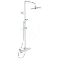 IDEAL STANDARD - CeraTherm Sprchový set T25 s termostatom, 200 mm, 3 prúdy, chróm (A7208AA)