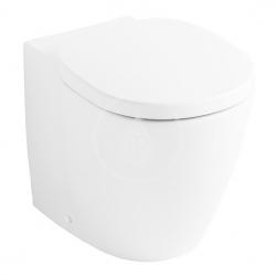 IDEAL STANDARD - Connect Stojace WC s hlbokým splachovaním, s Ideal Plus, biela (E8231MA)