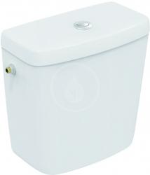 IDEAL STANDARD - Contour 21 Splachovacia nádrž, bočné napúšťanie, biela (E876001)